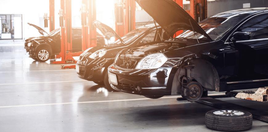 Motor Trade Insurance - Luker Rowe
